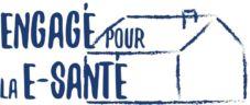 Logo engagé pour la e-santé